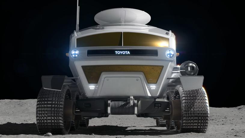 Księżycowy łazik Toyoty /