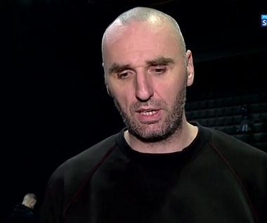 KSW 59. Marcin Gortat w narożniku rywala Pudzianowskiego (POLSAT SPORT). Wideo