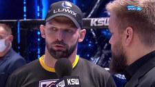 KSW 62. Szymon Kołecki: Akop Szostak niczym mnie nie zaskoczył. Wideo (POLSAT SPORT)