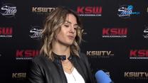 KSW. Karolina Owczarz: Nie wyobrażałam sobie, żeby odpuścić galę w Łodzi. WIDEO (Polsat Sport)