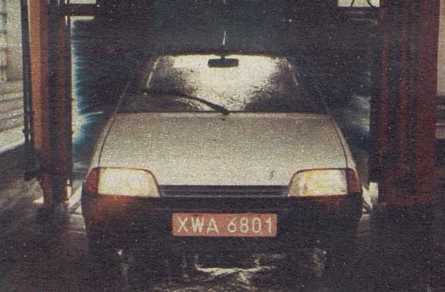 Kształt przedniej części nadwozia nie pozostawia wątpliwości, że mamy do czynienia z Citroenem. /Motor