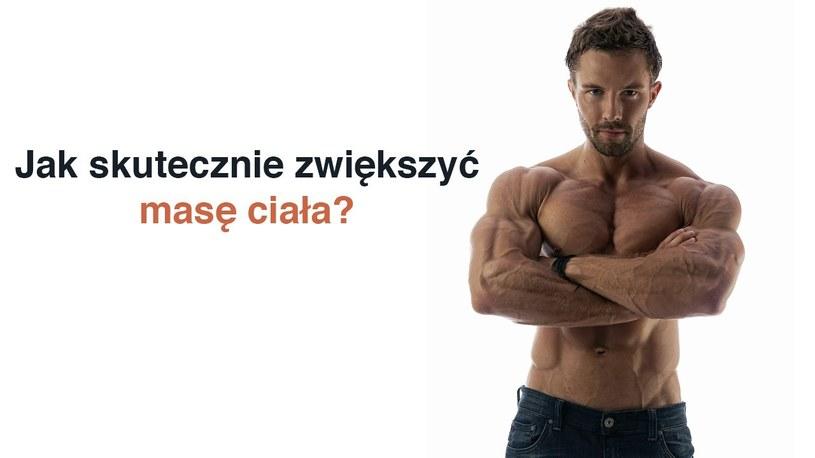 Kształtowanie sylwetki to nie tylko spalanie tkanki tłuszczowej... /INTERIA.PL