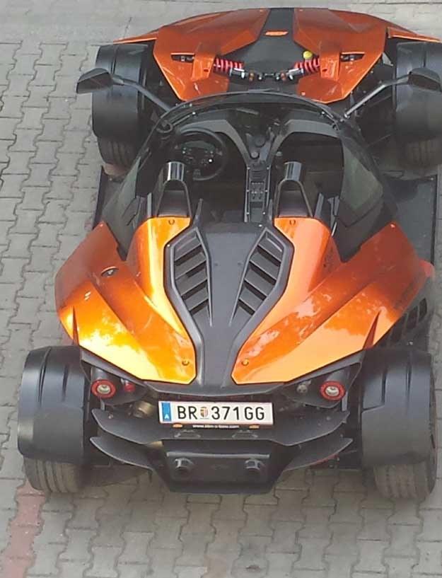 KTM X-Bow GT /INTERIA.PL
