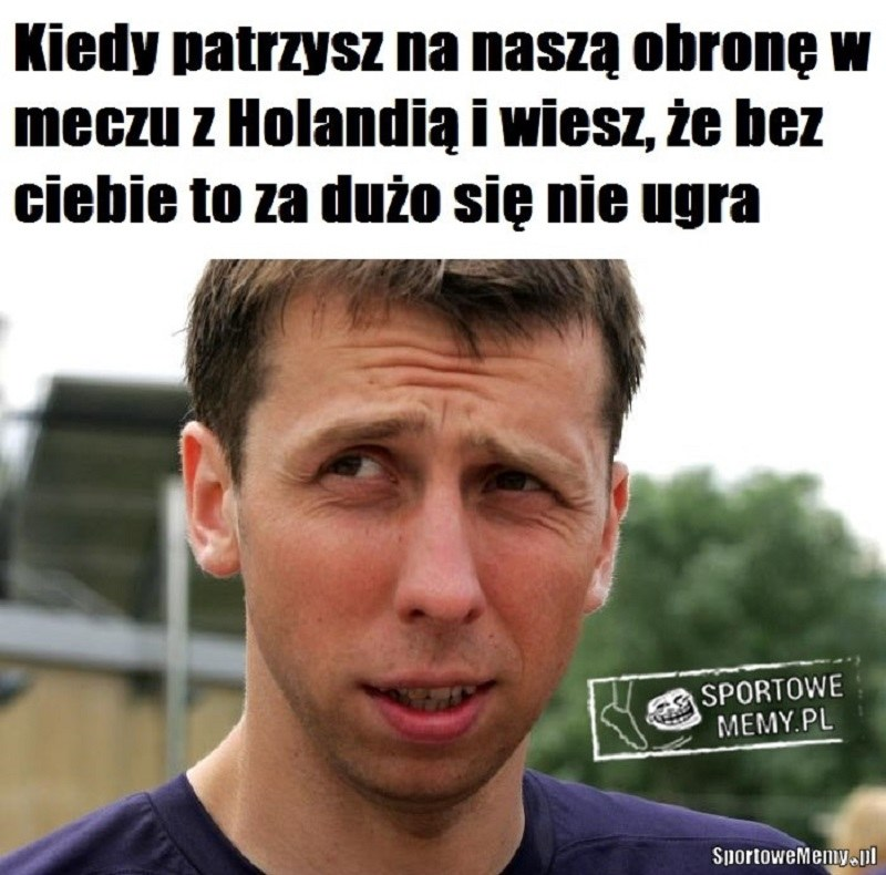 Kto by pomyślał... /Sportowememy.pl /Internet
