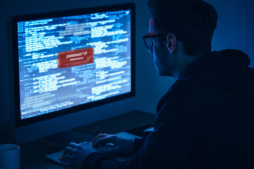 Kto jest odpowiedzialny za cyberatak na Ukrainie? /123RF/PICSEL