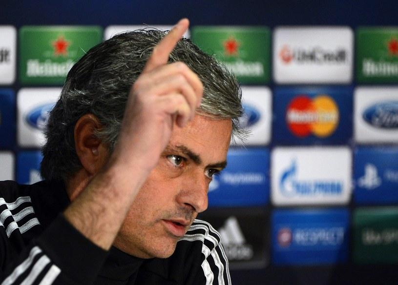 Kto jest winny słabego sezonu Realu Madryt? Jose Mourinho obwinia władze klubu /AFP