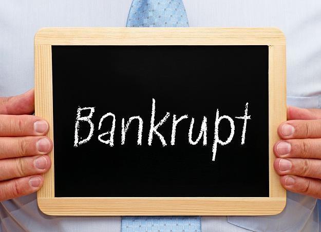 Kto jest zbyt biedny, by ogłosić upadłość konsumencką? /©123RF/PICSEL