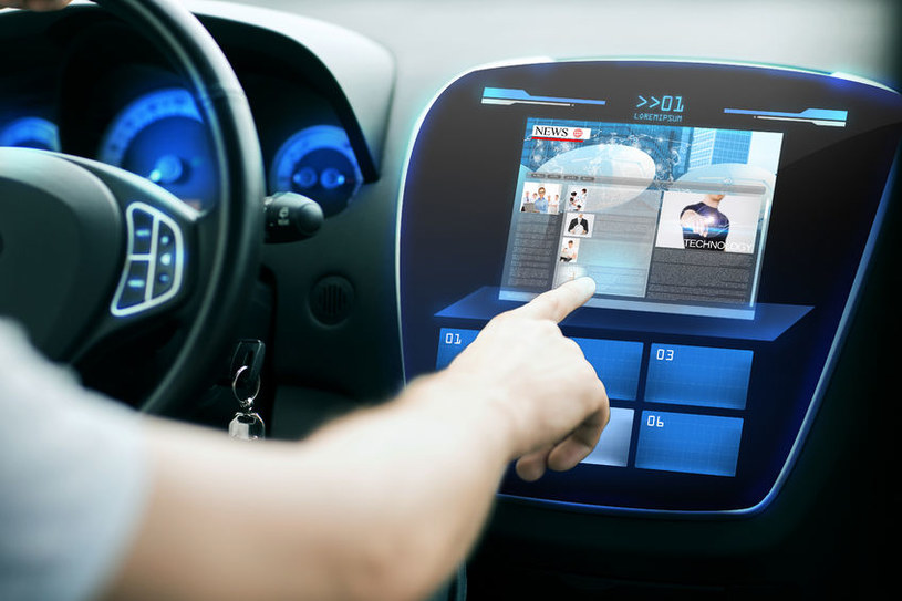 Kto kontroluje twój samochód bez twojej wiedzy? /123RF/PICSEL