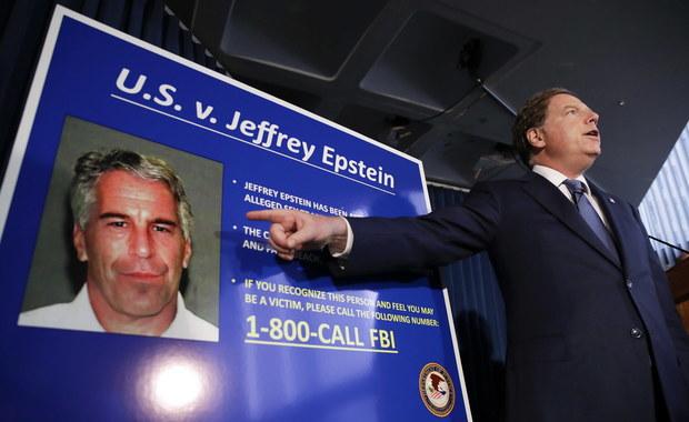 """Kto latał """"Lolita Express""""? Panika wśród znajomych Jeffreya Epsteina"""