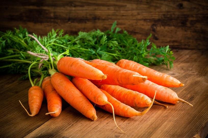 Kto nie lubi marchewki? /123RF/PICSEL