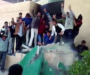 Kto powiesił policjantów w mieście Bajda?