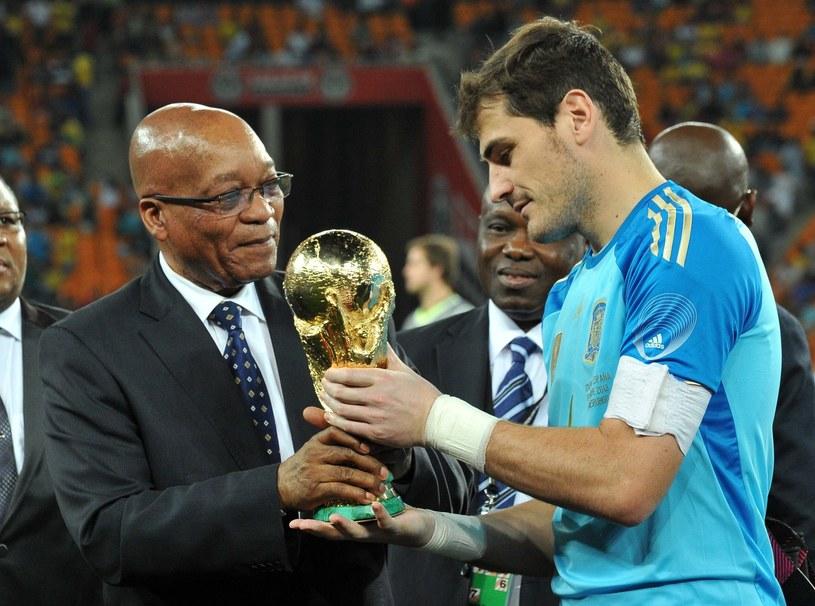 Kto sięgnie po mistrzostwo świata w Brazylii? /AFP