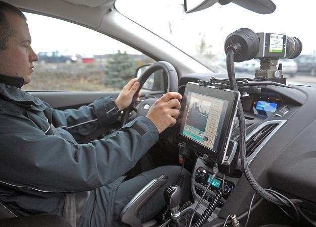 Kto sprawdzi czy radiowozy ITD są legalne? / Fot: Jan Bielecki /East News