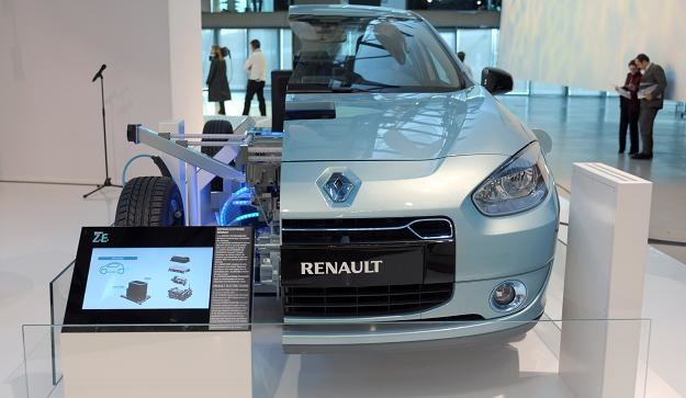 Kto szpiegował Renault? /AFP