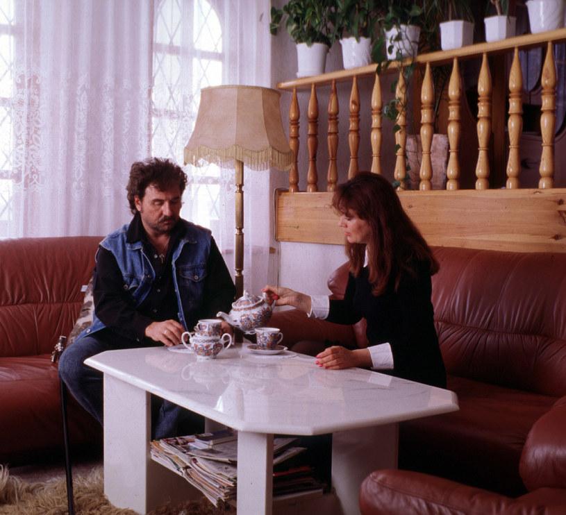 Kto teraz poda parze herbatę? /Andrzej Hrechorowicz /Agencja FORUM