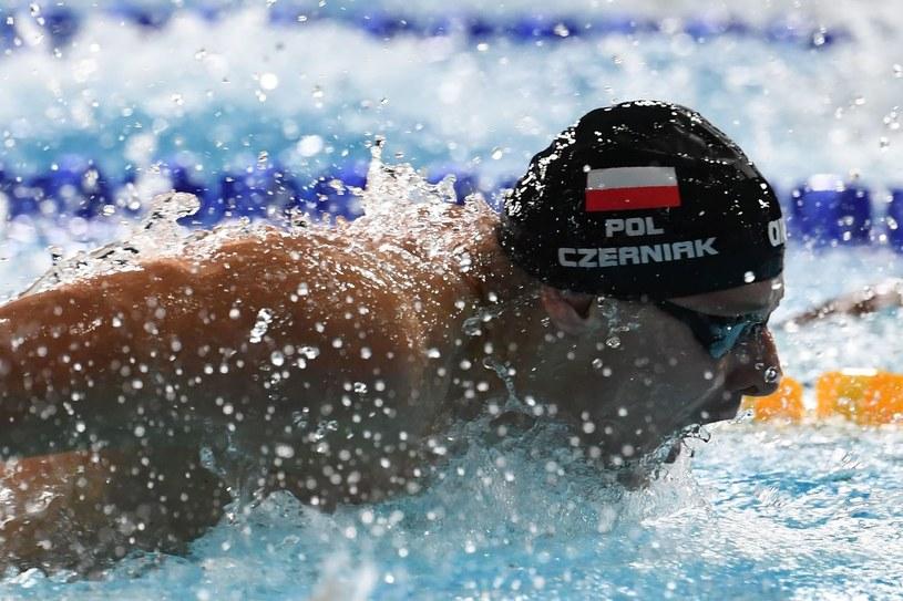 Kto trenerem pływaków? /AFP