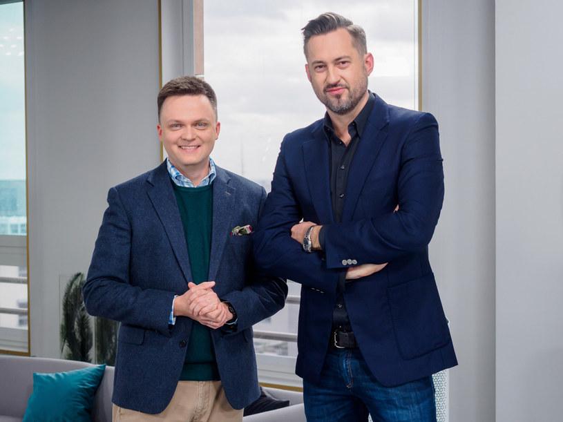 Kto zastąpi Szymona Hołownię u boku Marcina Prokopa? /Tomasz Urbanek/Dzień Dobry TVN/ /East News