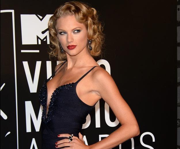 Kto zdenerwował Taylor Swift? (fot. Jamie McCarthy) /Getty Images/Flash Press Media