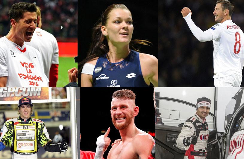 Kto zostanie Sportowcem Października? /INTERIA.PL