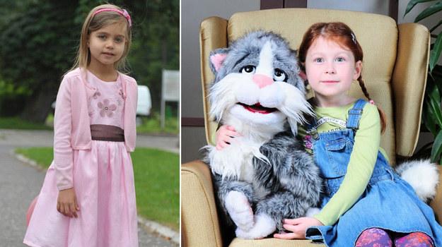Która z dziewczynek sprawdzi się lepiej w roli Ani? /agencja W. Impact /materiały prasowe