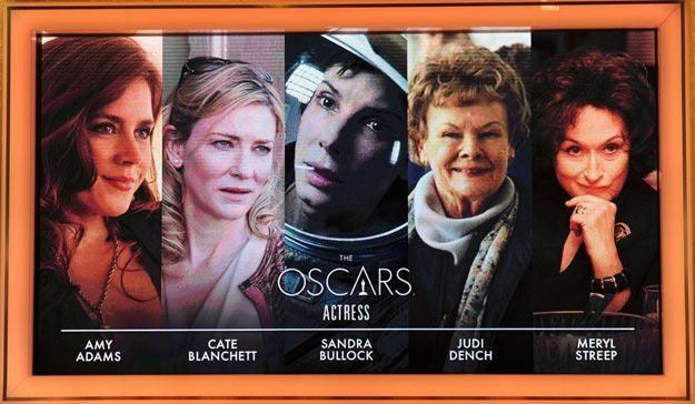 Która z nich zdobędzie w tym roku Oscara? /materiały prasowe