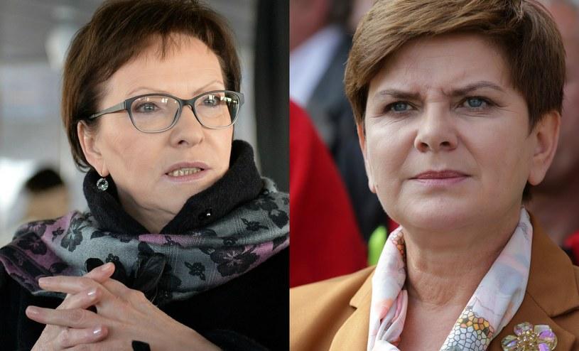Któraś z tych pań będzie premier Polski? /Lukasz Szelemej/Dominik Gajda/REPORTER /East News