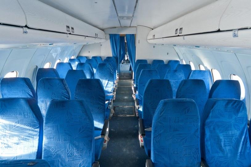 Które miejsce w samolocie jest najbezpieczniejsze? /123RF/PICSEL