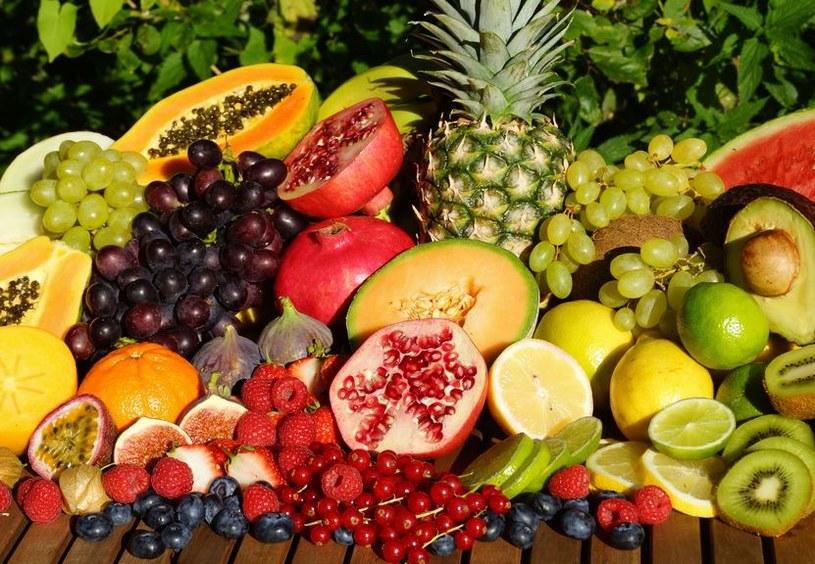 Które owoce są najbardziej kaloryczne? /©123RF/PICSEL