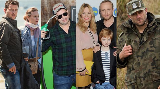 Które seriale okazały się hitem, a które klapą? /AXN, HBO /Agencja W. Impact