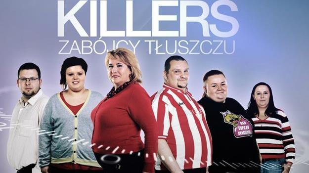 """Któremu z uczestników show """"Fat Killers - zabójcy tłuszczu"""" udało się zrzucić najwięcej kilogramów? /materiały prasowe"""