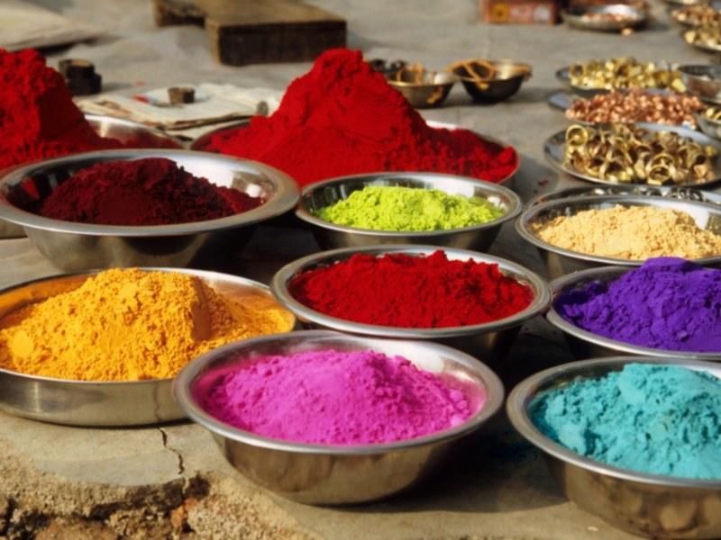 Który kolor jest twoim ulubionym?  /© Panthermedia