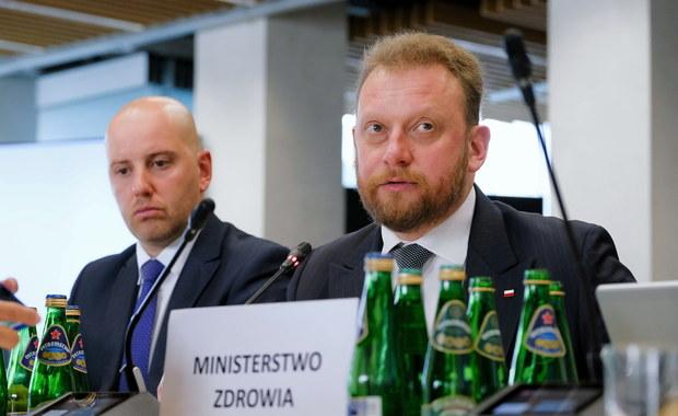Ktoś grozi śmiercią ministrowi Łukaszowi Szumowskiemu. Jest śledztwo