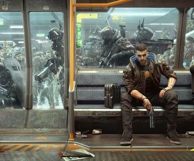 Ktoś już gra w Cyberpunk 2077