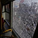 Ktoś ostrzelał tramwaj? Policja sprawdza