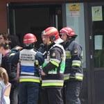 Ktoś rozpylił gaz pieprzowy w szkole w Limanowej. 5 uczniów w szpitalu