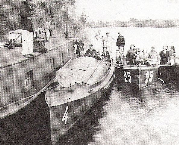 KU-4 w czasie służby przed wojną /Narodowe Archiwum Cyfrowe /materiały prasowe