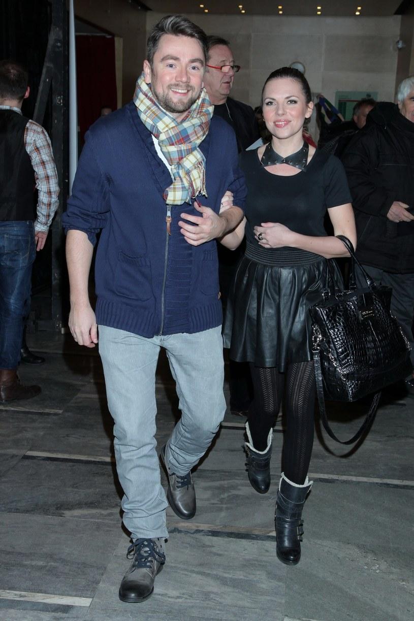 Kuba Badach i Ola Kwaśniewska są małżeństwem od 2012 roku /East News