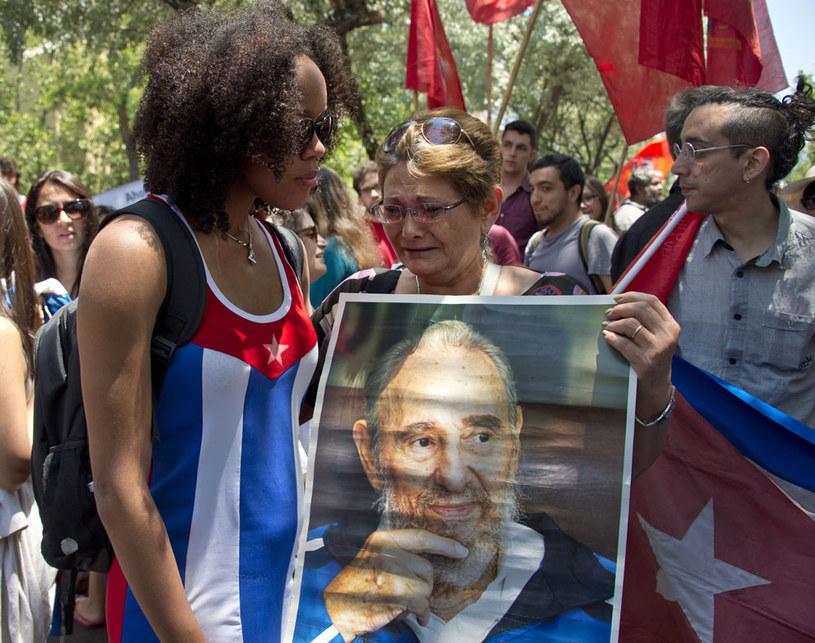 """""""Kuba bez Fidela Castro nie będzie na razie znacząco odmienna"""" /AFP"""