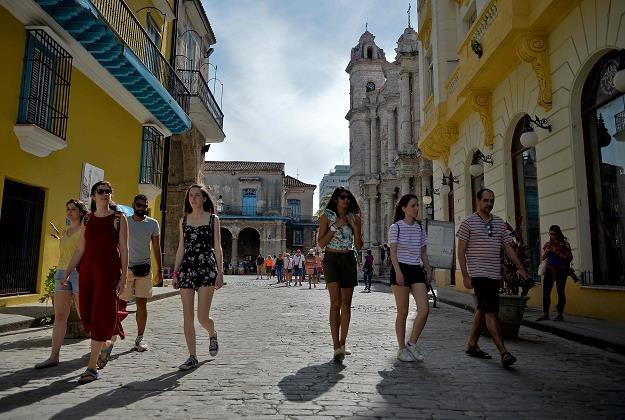 Kuba liczy na turystów z USA /AFP