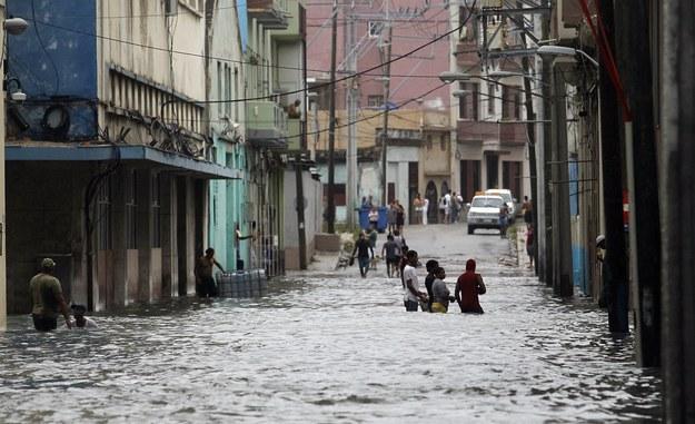 Kuba liczy straty po huraganie Irma. Nie ma doniesień o ofiarach