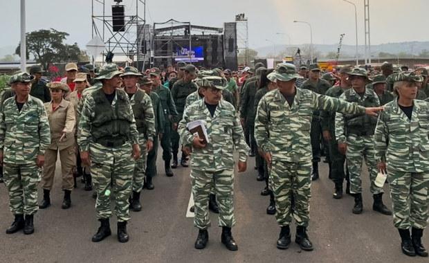 Kuba: Nie ma naszych wojskowych w Wenezueli