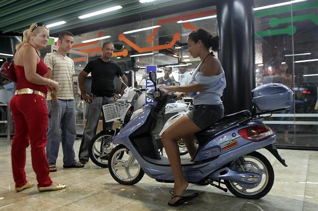 Kuba staje się modna dla Polaków /AFP