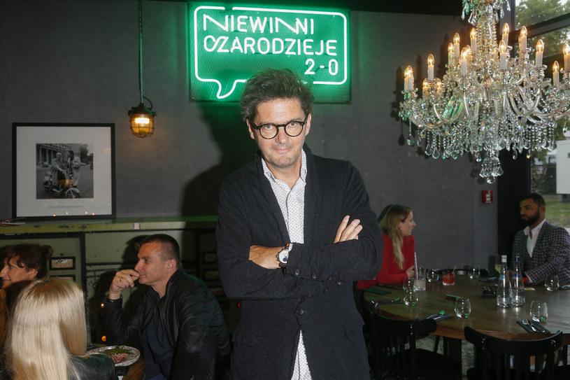 Kuba Wojewódzki i jego wspólnik prowadzili restaurację od 2019 roku /Baranowski /AKPA