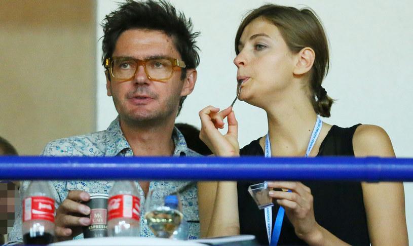 Kuba Wojewódzki i Renata Kaczoruk /Kamil Piklikieiwcz /East News