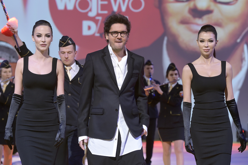 Kuba Wojewódzki na premierze wiosennej ramówki TVN /AKPA