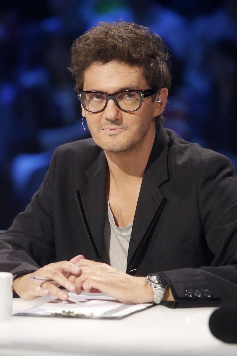 """Kuba Wojewódzki w programie """"X Factor"""" /Baranowski Michał  /AKPA"""