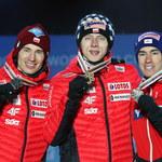 Kubacki i Stoch odebrali medale!