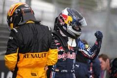 Kubica dziewiąty na starcie GP Australii