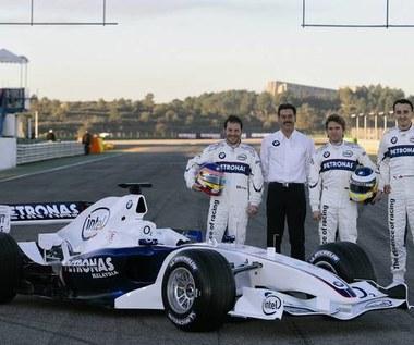 Kubica F1.06  w Jerez