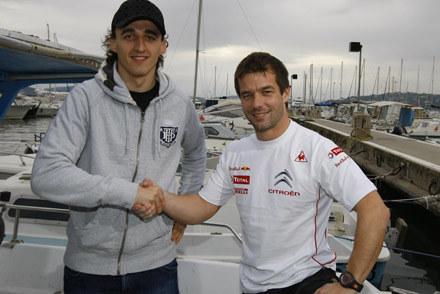 Kubica i Loeb /
